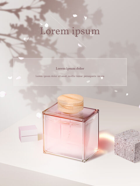 Cosmetic Brand <span class=\'highlight\'>Concept</span> Vertical Design PowerPoint Presentation Slides_02