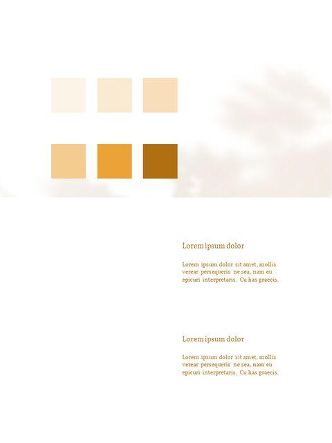 화장품 브랜드 컨셉 세로형 디자인 파워포인트 프레젠테이션 슬라이드_13