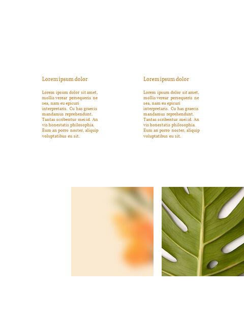 화장품 브랜드 컨셉 세로형 디자인 파워포인트 프레젠테이션 슬라이드_19