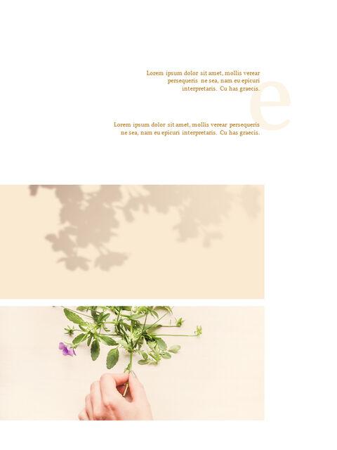 화장품 브랜드 컨셉 세로형 디자인 파워포인트 프레젠테이션 슬라이드_20