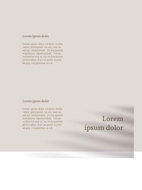 화장품 브랜드 컨셉 세로형 디자인 파워포인트 프레젠테이션 슬라이드_24