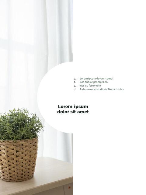 녹지 세로형 슬라이드 디자인 비즈니스 전략 파워포인트_18