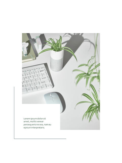 녹지 세로형 슬라이드 디자인 비즈니스 전략 파워포인트_25