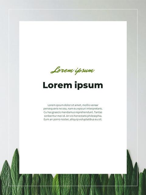 녹지 세로형 슬라이드 디자인 비즈니스 전략 파워포인트_28