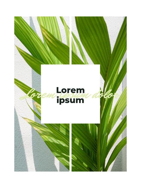 녹지 세로형 슬라이드 디자인 비즈니스 전략 파워포인트_30