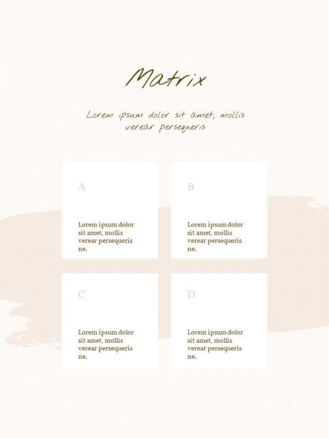 우리의 봄 컨셉 세로형 프레젠테이션용 PowerPoint 템플릿_28