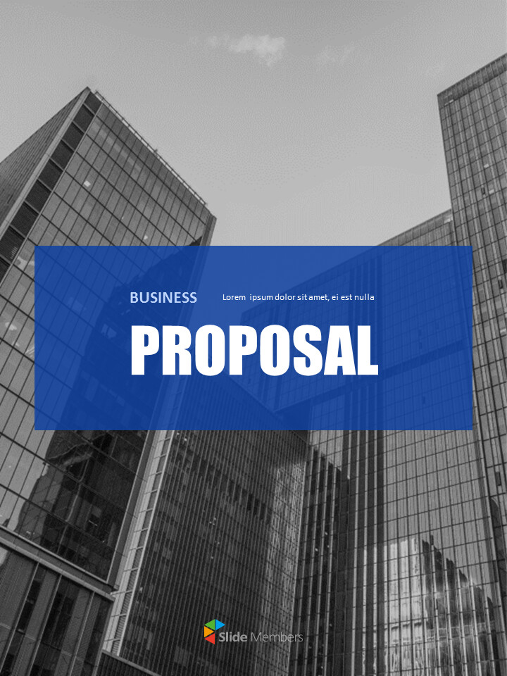 Vertical Proposal Design Google Slides Interactive_01