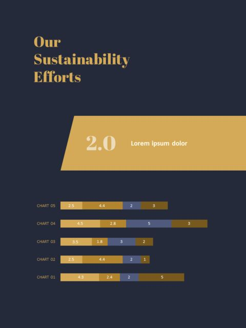Dark & Gold <span class=\'highlight\'>Concept</span> Annual Report Simple Slides Templates_05