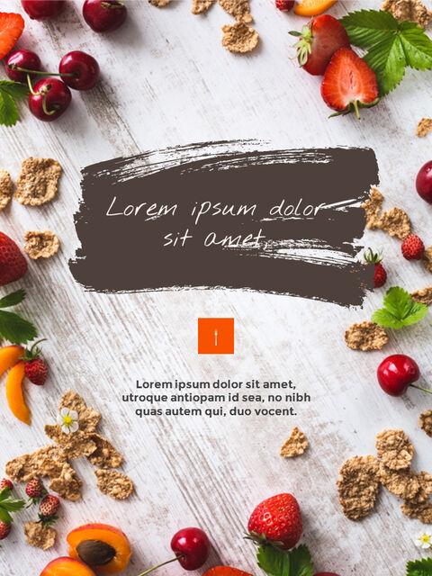Sweet Dessert Concept Vertical Google Slides Presentation Templates_03