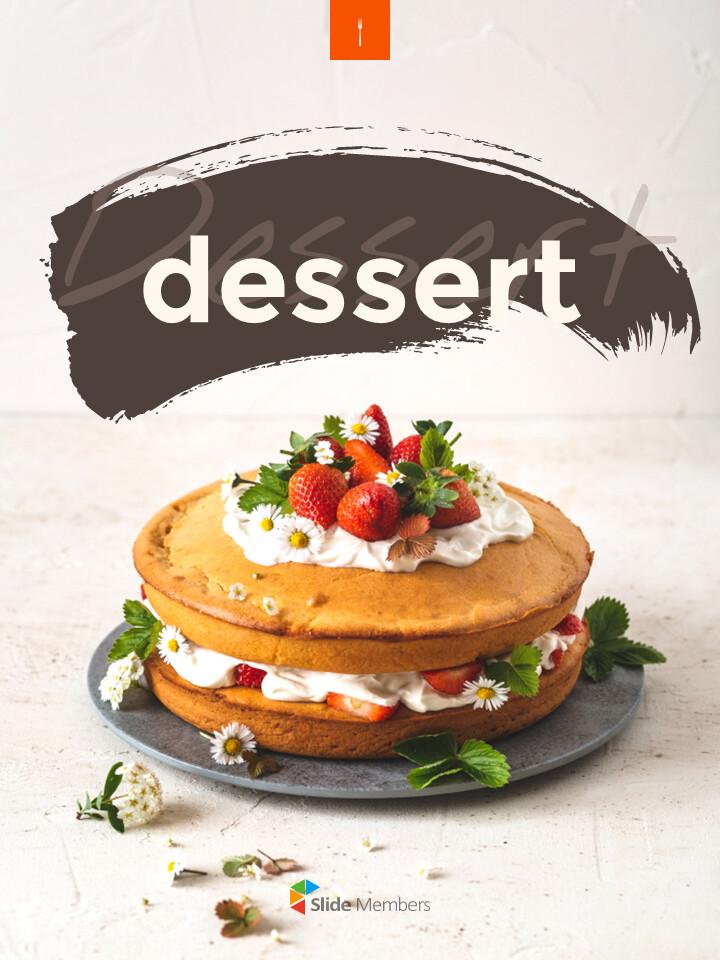 Sweet Dessert <span class=\'highlight\'>Concept</span> Vertical PPT Backgrounds_01