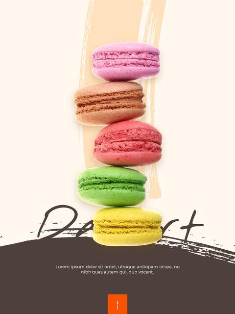 Sweet Dessert <span class=\'highlight\'>Concept</span> Vertical PPT Backgrounds_03