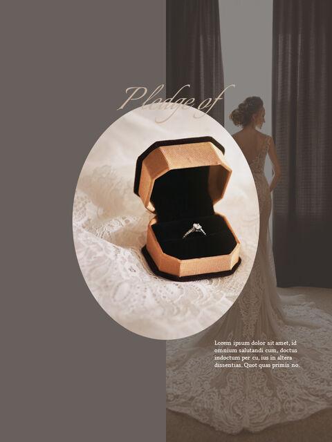 Wedding Theme Vertical Google Slides Presentation_05