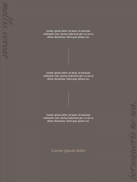 웨딩 테마 세로형 파워포인트 프레젠테이션 디자인_09