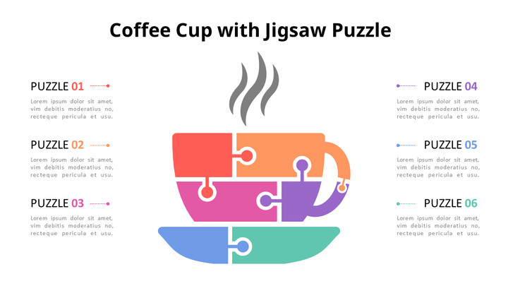 Coffee-related Jigsaw Puzzle Diagram_02