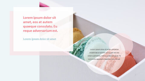 Macarons Simple PowerPoint Design_04