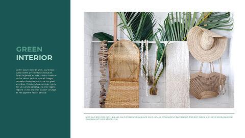 Summer Green Interior Simple Google Templates_03