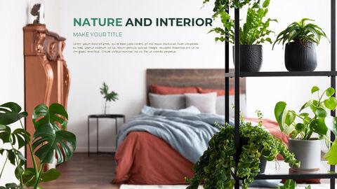 Summer Green Interior Slide PPT_03