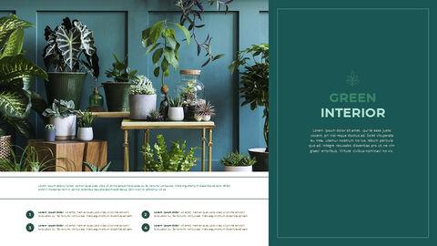 Summer Green Interior Slide PPT_24