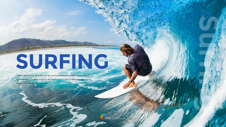서핑 파워포인트 디자인 아이디어_01