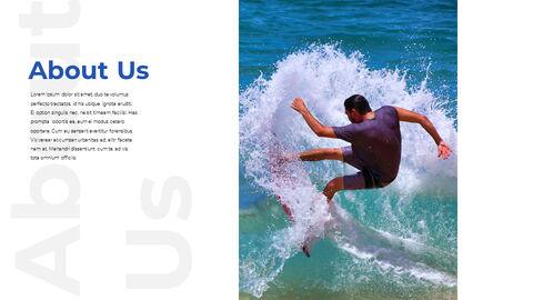 서핑 파워포인트 디자인 아이디어_02