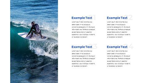 서핑 파워포인트 디자인 아이디어_24