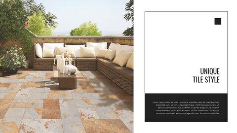 Tile Design Simple Slides Design_04