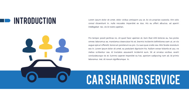 Car Sharing Service Pitch Deck Animation PPT Download_02