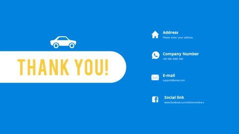 Car Sharing Service Pitch Deck Animation PPT Download_15