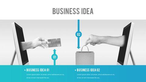 Investor Deck Business animated Presentation Templates_04