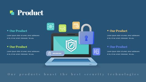 Security Company Pitch Deck PowerPoint Presentations Animated Slides_07