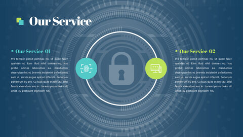 Security Company Pitch Deck PowerPoint Presentations Animated Slides_08