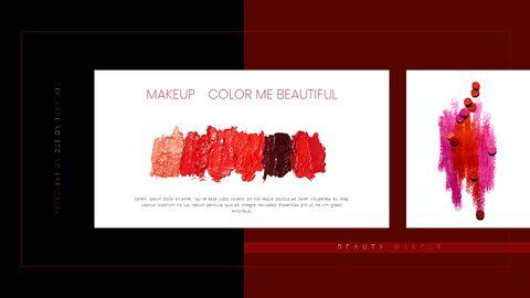 Beauty Makeup Google Slides Presentation Templates_02