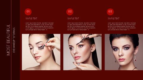 Beauty Makeup Google Slides Presentation Templates_05