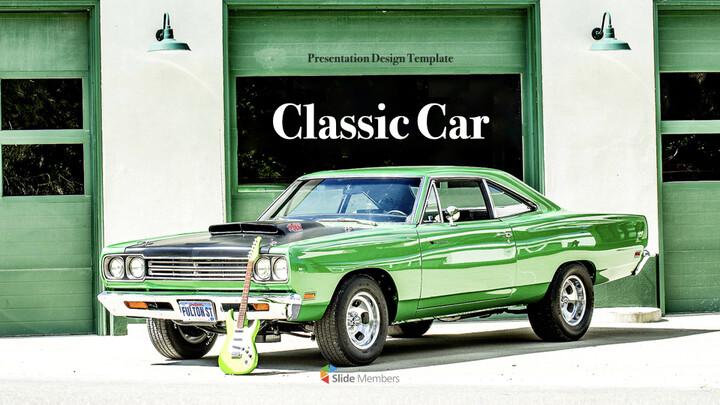 Classic Car PPTX to Keynote_01