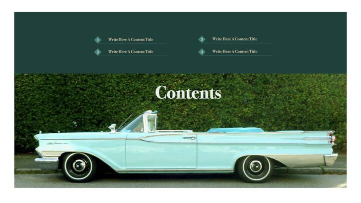Classic Car PPTX to Keynote_02