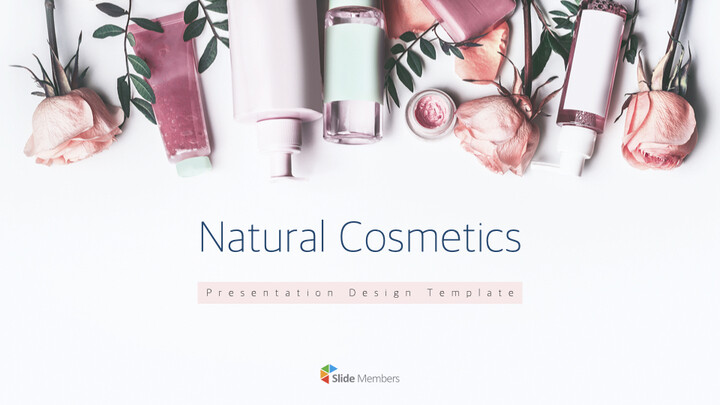 Natural Cosmetic Ultimate Keynote Template_01