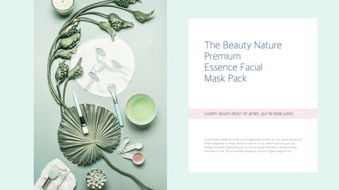 Natural Cosmetic Ultimate Keynote Template_03