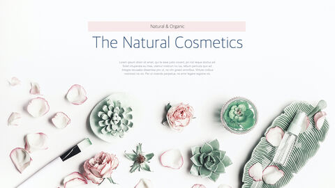 Natural Cosmetic Ultimate Keynote Template_04