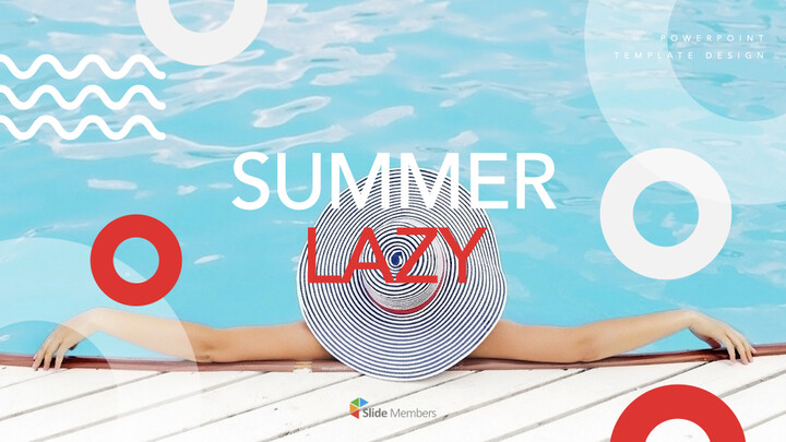 Summer Lazy Keynote Templates for Creatives_01