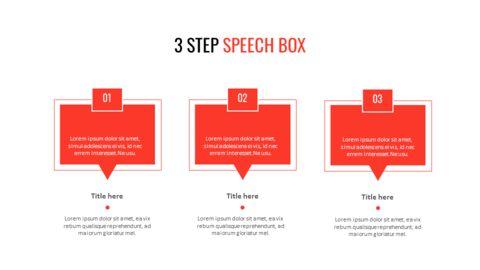 크리에이티브 정보 프레젠테이션 PowerPoint 템플릿 디자인_34