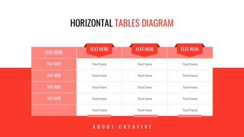 크리에이티브 정보 프레젠테이션 PowerPoint 템플릿 디자인_37