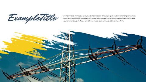 전기 작업 템플릿 PPT_17