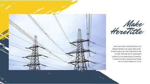 전기 작업 템플릿 PPT_20