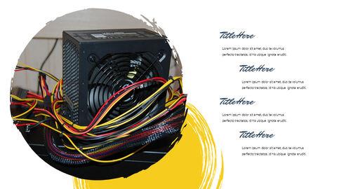전기 작업 템플릿 PPT_22