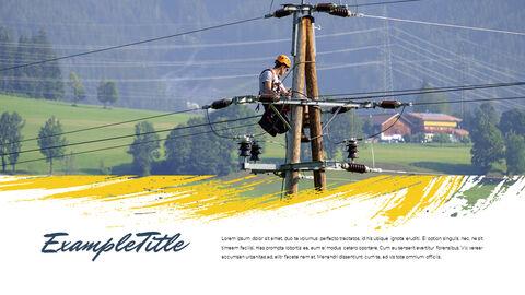 전기 작업 템플릿 PPT_28