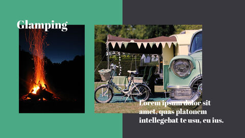 Glamping Theme PPT Templates_05