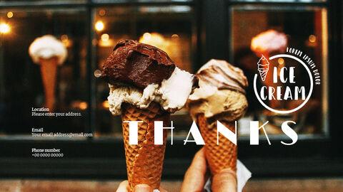 아이스크림 실행 사업계획 PPT_40