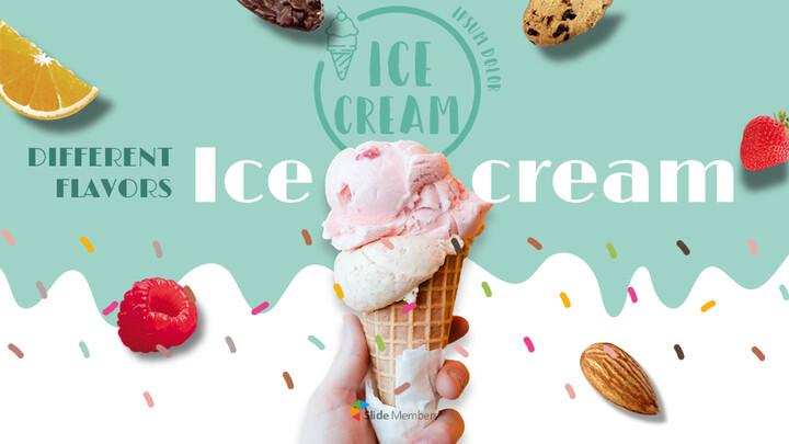 Ice cream Google Slides Presentation_01