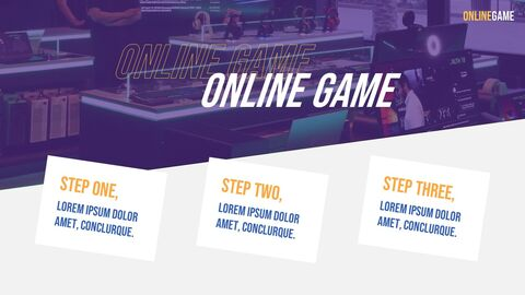온라인 게임 배경 파워포인트_21