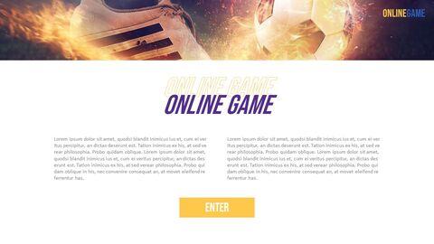 온라인 게임 배경 파워포인트_22